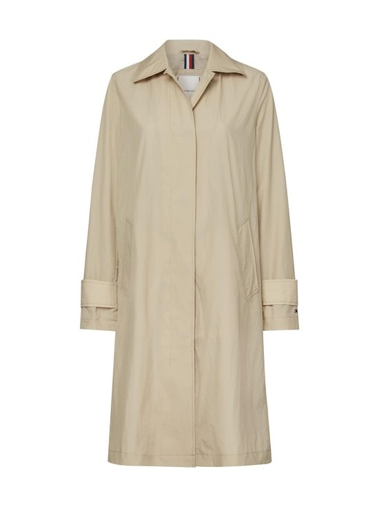 Tommy Hilfiger - Claudia Packable Mac Coat -takki - AEQ LIGHT STONE | Stockmann - photo 1