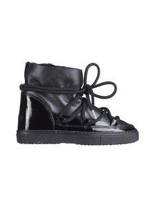 INUIKII - Sneaker Gloss -nahkanilkkurit - BLACK   Stockmann