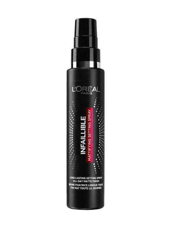 L'Oréal Paris - Fresh Wear 24H Infaillible Magic Setting Mist meikinkiinnityssuihke 100 ml - NATURAL   Stockmann - photo 1