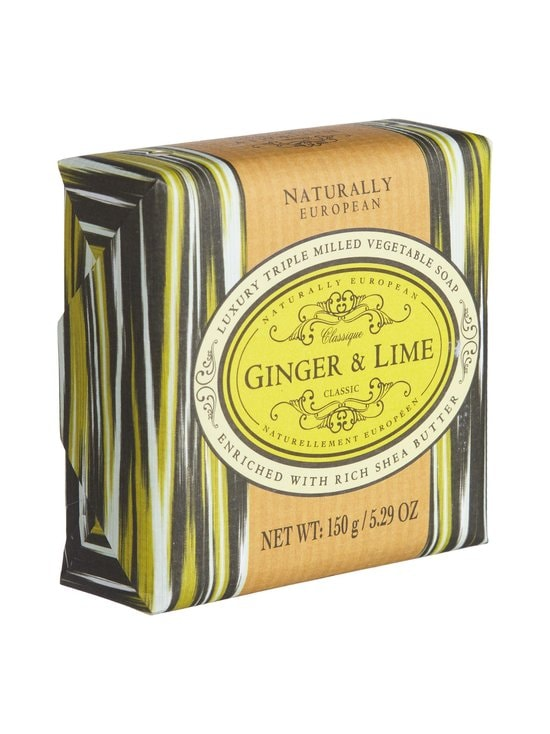 Naturally European - Ginger & Lime -palasaippua 150 g - NOCOL | Stockmann - photo 1