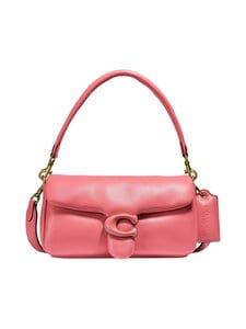 Coach - Pillow Tabby Shoulder Bag 26 -nahkalaukku - B4/TAFFY | Stockmann