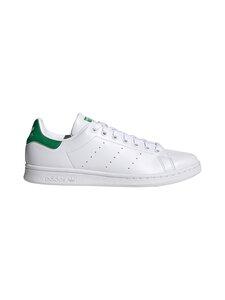 adidas Originals - Stan Smith -tennarit - FTWR WHITE/FTWR WHITE/GREEN | Stockmann