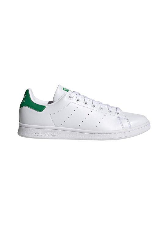 adidas Originals - Stan Smith -tennarit - FTWR WHITE/FTWR WHITE/GREEN   Stockmann - photo 1