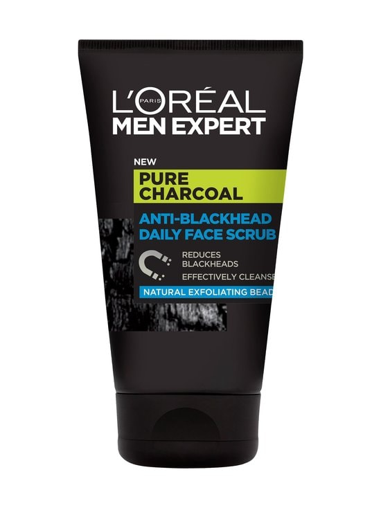 L'ORÉAL MEN EXPERT - Men Expert Anti-Blackhead Daily Face Scrub -kuorintavoide 100 ml - NOCOL | Stockmann - photo 1