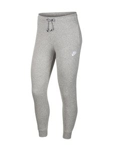 Nike - Essential-collegehousut - 063 DK GREY HEATHER/WHITE | Stockmann