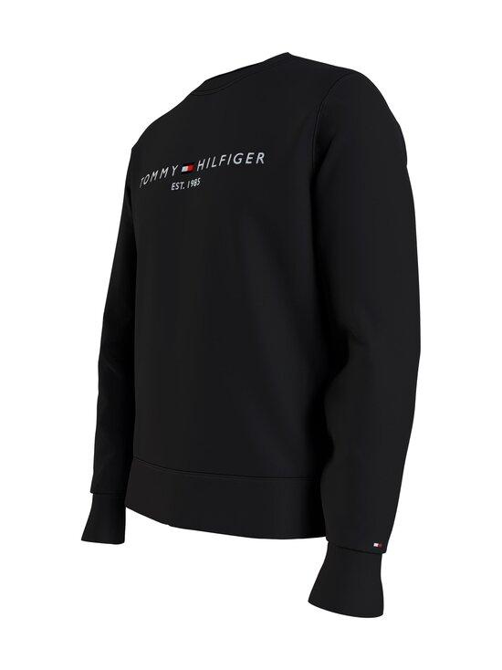 Tommy Hilfiger - Tommy Logo -collegepaita - BDS BLACK   Stockmann - photo 3