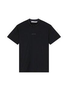 Calvin Klein Jeans - Logo Jackquard Tee -paita - BEH CK BLACK | Stockmann