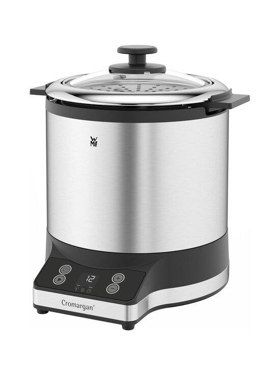 WMF - KitchenMinis® Rice Cooker With To-Go Lunch Box -riisinkeitin - CROMARGAN STEEL   Stockmann - photo 1