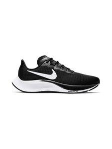 Nike - Air Zoom Pegasus 37 -kengät - 002 BLACK/WHITE   Stockmann