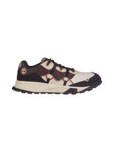 Timberland - Garrison Trail -sneakerit - WIDE OFF WHITE W BLACK MESH | Stockmann