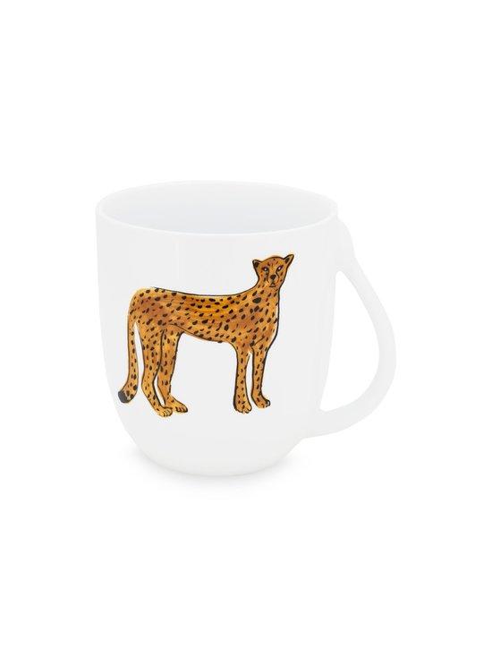 Fabienne Chapot - XL Cheetah -muki 0,6 l - WHITE | Stockmann - photo 1