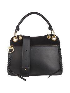 See By Chloe - Tilda Sbc Shoulder Bag -nahkalaukku - BLACK 001 | Stockmann
