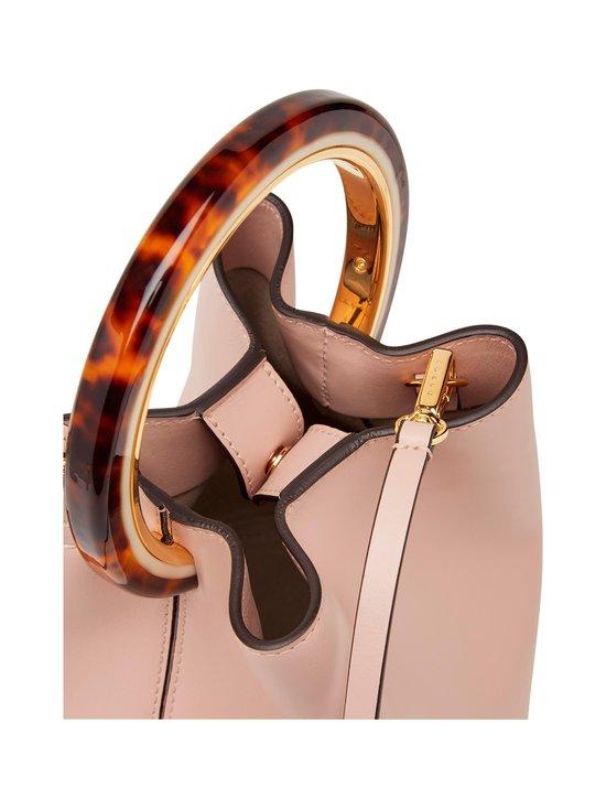 MARNI - Pannier Bag With Design Handle -nahkalaukku - 00C20 QUARTZ | Stockmann - photo 4