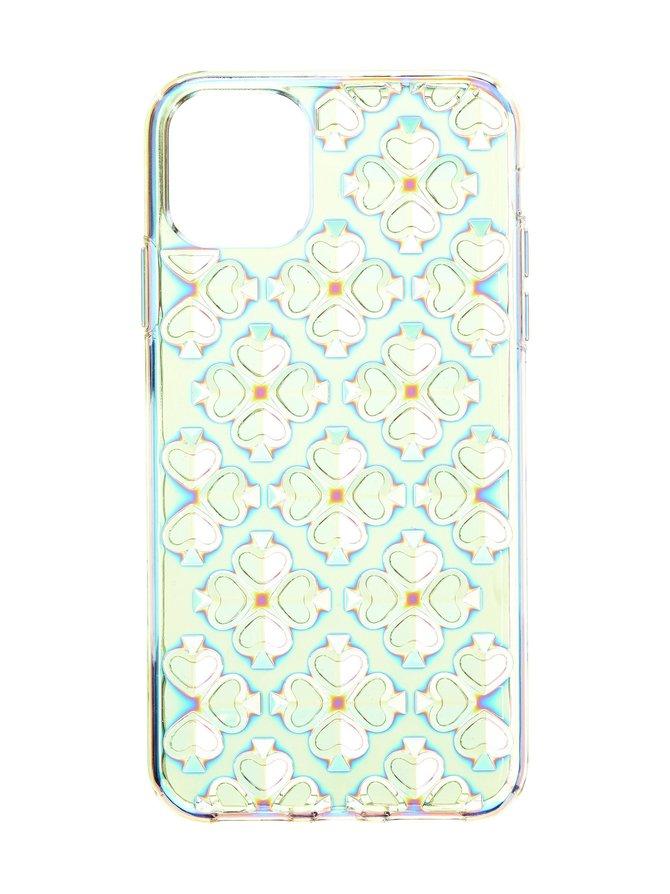 3D Spade Flower iPhone 11 Pro Max -suojakuori