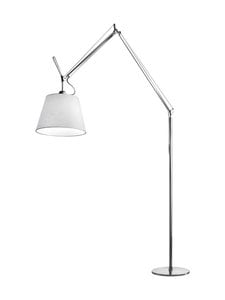 Artemide - Tolomeo Mega -lattiavalaisin - CHROME AND OFF-WHITE | Stockmann
