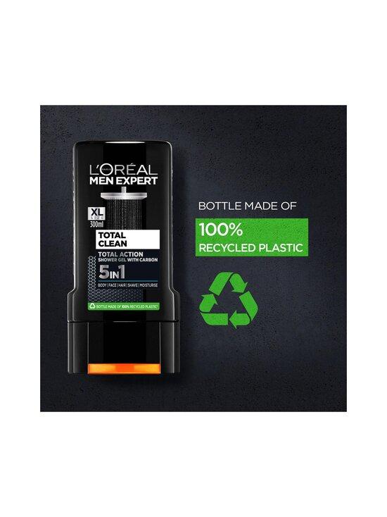 L'ORÉAL MEN EXPERT - Pure Carbon 5in1 Shower Gel -suihkugeeli 300 ml | Stockmann - photo 3