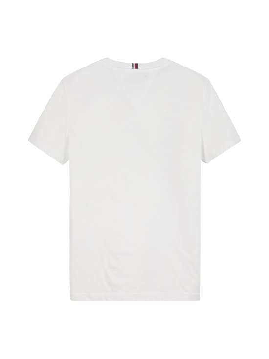 Tommy Hilfiger - NYC Graphic Tee -paita - YBR WHITE | Stockmann - photo 2