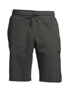 Under Armour - Project Rock Charged Cotton® Fleece -shortsit - 310 BAROQUE GREEN / / BLACK | Stockmann