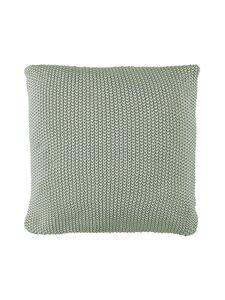 Marc O'Polo Home - Nordic Knit -koristetyyny 50 x 50 cm - GARDEN GREEN | Stockmann