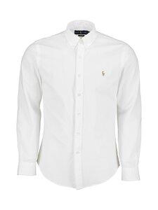Polo Ralph Lauren - Slim Fit Oxford Shirt -kauluspaita - WHITE | Stockmann