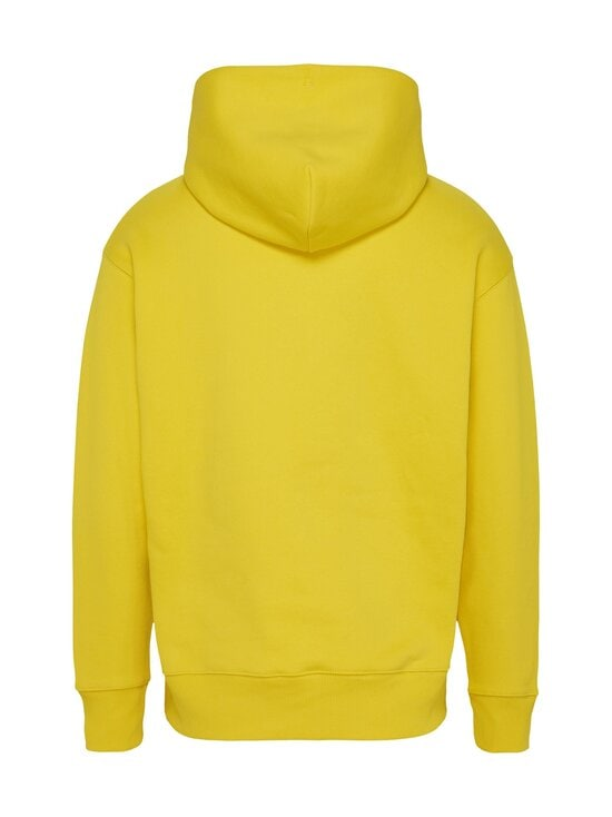 Tommy Jeans - Tjm Small Flag Hoodie -huppari - ZH3 VALLEY YELLOW | Stockmann - photo 2