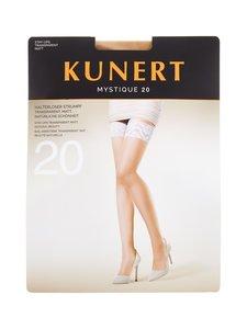 Kunert - Mystique-stay-up-sukat 20 den - CASHMERE BLACK | Stockmann