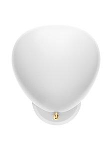 Gubi - Cobra Wall Lamp -seinävalaisin - WHITE SEMI MATT | Stockmann