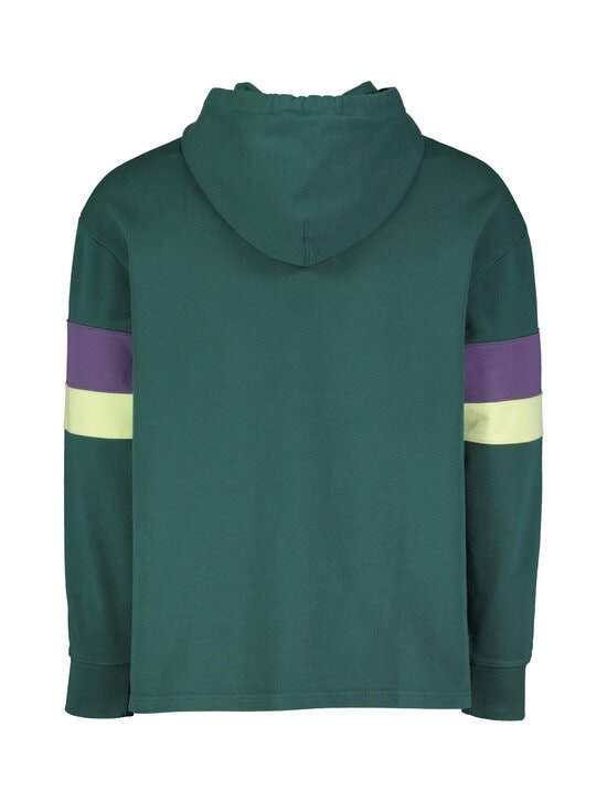 Levi's - Hoodie Block Color -huppari - 0004 FOREST GREEN | Stockmann - photo 2