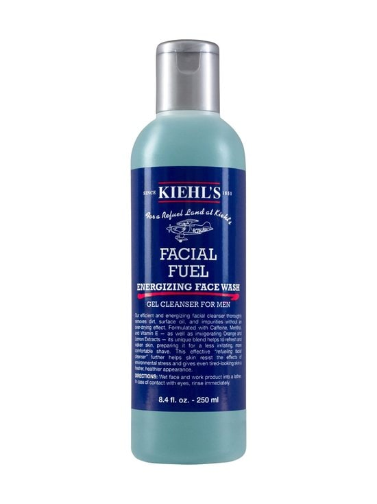 Kiehl's - Facial Fuel Energizing Face Wash -puhdistusaine kasvoille 250 ml - null | Stockmann - photo 1