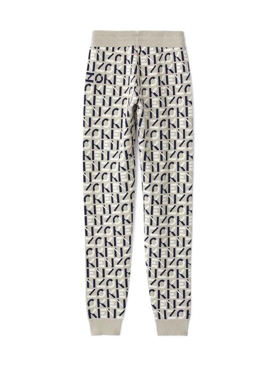 Kenzo - Monogram Jogpants -housut - 95 DOVE GREY | Stockmann - photo 2