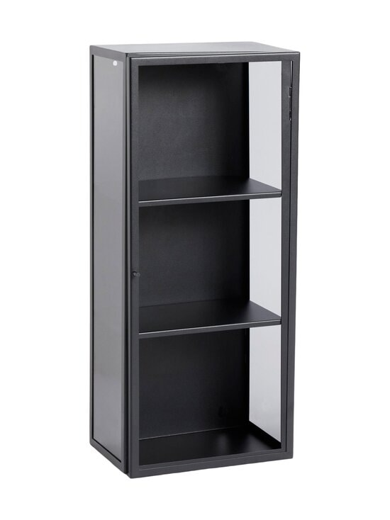 Muubs - Cabinet Atlanta S -kaappi - BLACK/SMOKED GLASS | Stockmann - photo 2