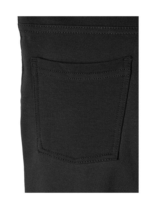 Name It - NKFJAVI Solid SWE Legging UNB B Noos -legginsit - BLACK   Stockmann - photo 4