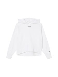 Calvin Klein Jeans - MICRO BRANDING HOODIE -huppari - YAF BRIGHT WHITE | Stockmann