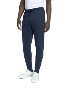 Lyle & Scott - Skinny Sweatpant -collegehousut - NAVY | Stockmann