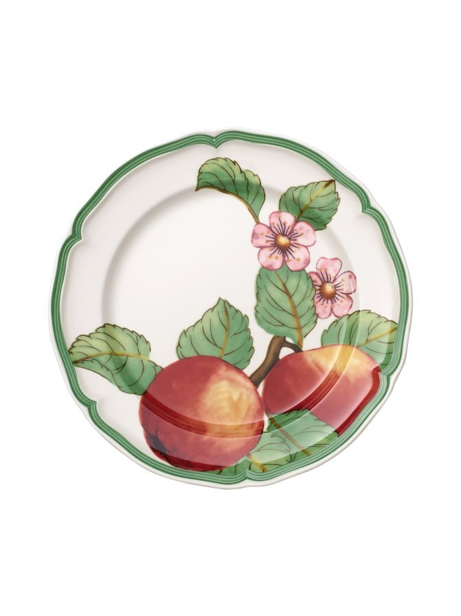 French Garden Modern Fruits Apple -lautanen 26 cm