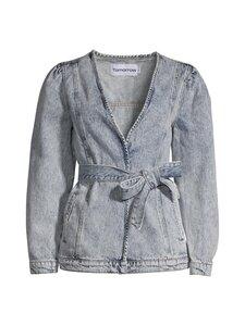 Tomorrow - Jacket Hepburn Denim Wrap Melrose -pusero - 51 DENIM BLUE | Stockmann