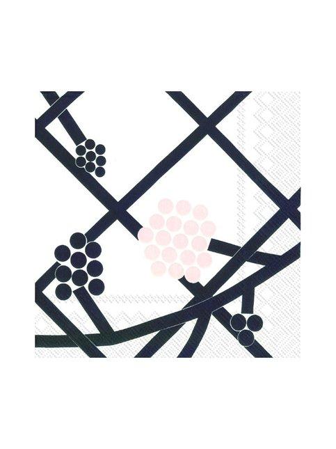 Hortensie-servetti 33 x 33 cm
