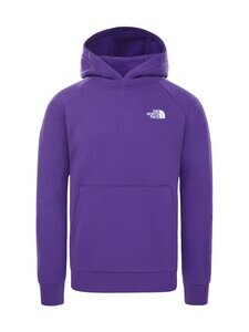 The North Face - M Raglan Redbox -huppari - NL41 PEAK PURPLE | Stockmann
