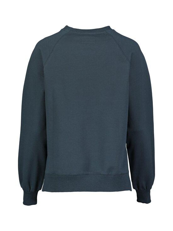 Makia - Etta Light Sweatshirt -collegepaita - 790 DARK TEAL   Stockmann - photo 2