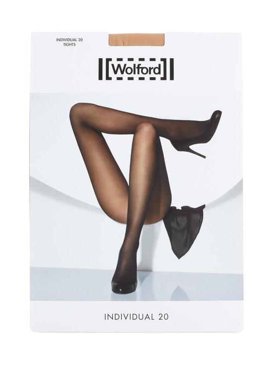 Wolford - Individual 20 den -sukkahousut - GOBI | Stockmann - photo 1