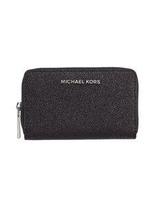 Michael Michael Kors - JET SET -nahkalompakko - 001 BLACK   Stockmann