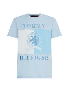 Tommy Hilfiger Collection - Crest & Flag -paita - C3Q SWEET BLUE | Stockmann