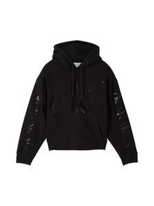 Calvin Klein Jeans Plus - PLUS CK ECO HOODOE -collegehuppari - BEH CK BLACK   Stockmann