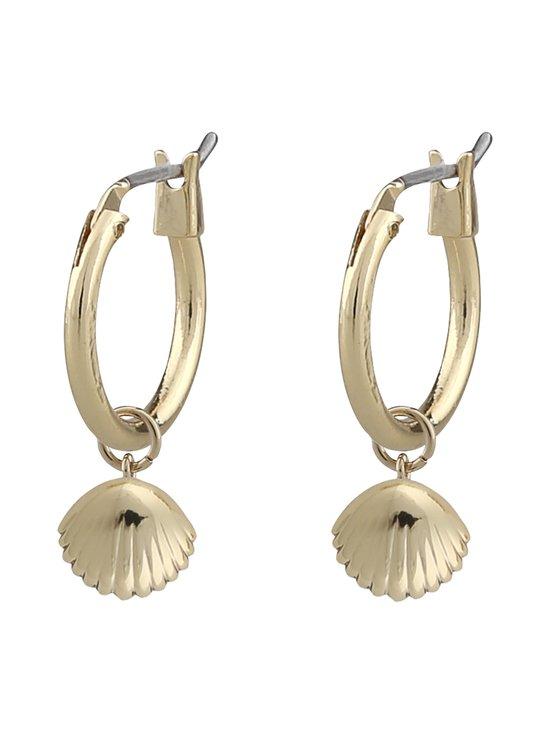 Minna Small Ring Shell -korvakorut