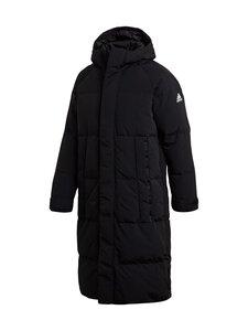 adidas Performance - Puffer Down Coat -untuvatakki - BLACK BLACK   Stockmann