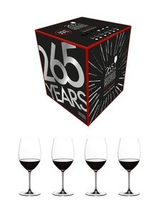 Riedel - Veritas Cabernet Sauvignon/Merlot (Bordeaux) -viinilasi 4 kpl | Stockmann