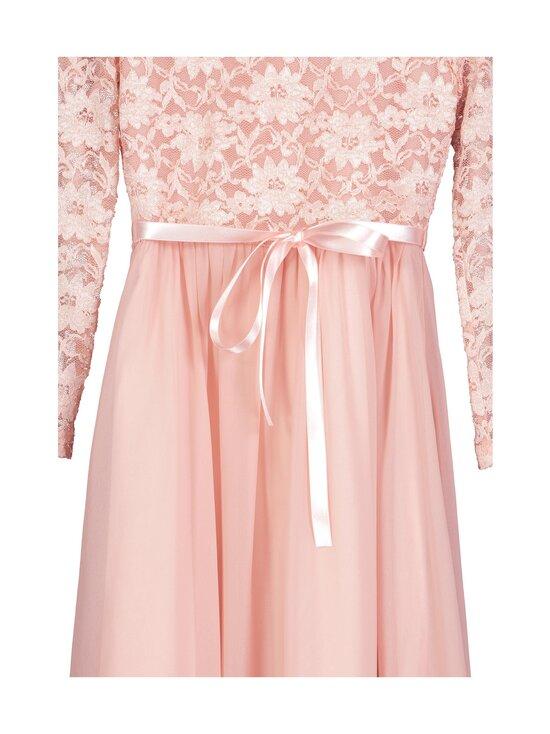 MINGNELIN - Lace Maxi Dress -juhlamekko - 087 ROSA | Stockmann - photo 3