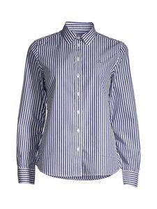 GANT - The Broadcloth Striped -paitapusero - 423 PERSIAN BLUE   Stockmann