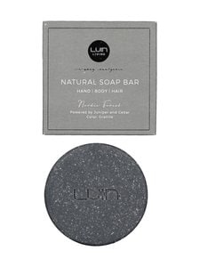 LUIN LIVING - Natural Nordic Forest -palasaippua, Granite 80 g - GRANITE | Stockmann