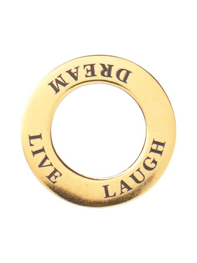 Amulet Dream Live Laugh -riipus